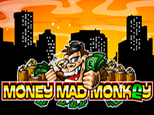 Играйте с бонусами и фриспинами в Money Mad Monkey