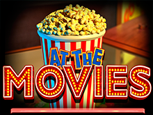 Игровой аппарат At The Movies бесплатно онлайн